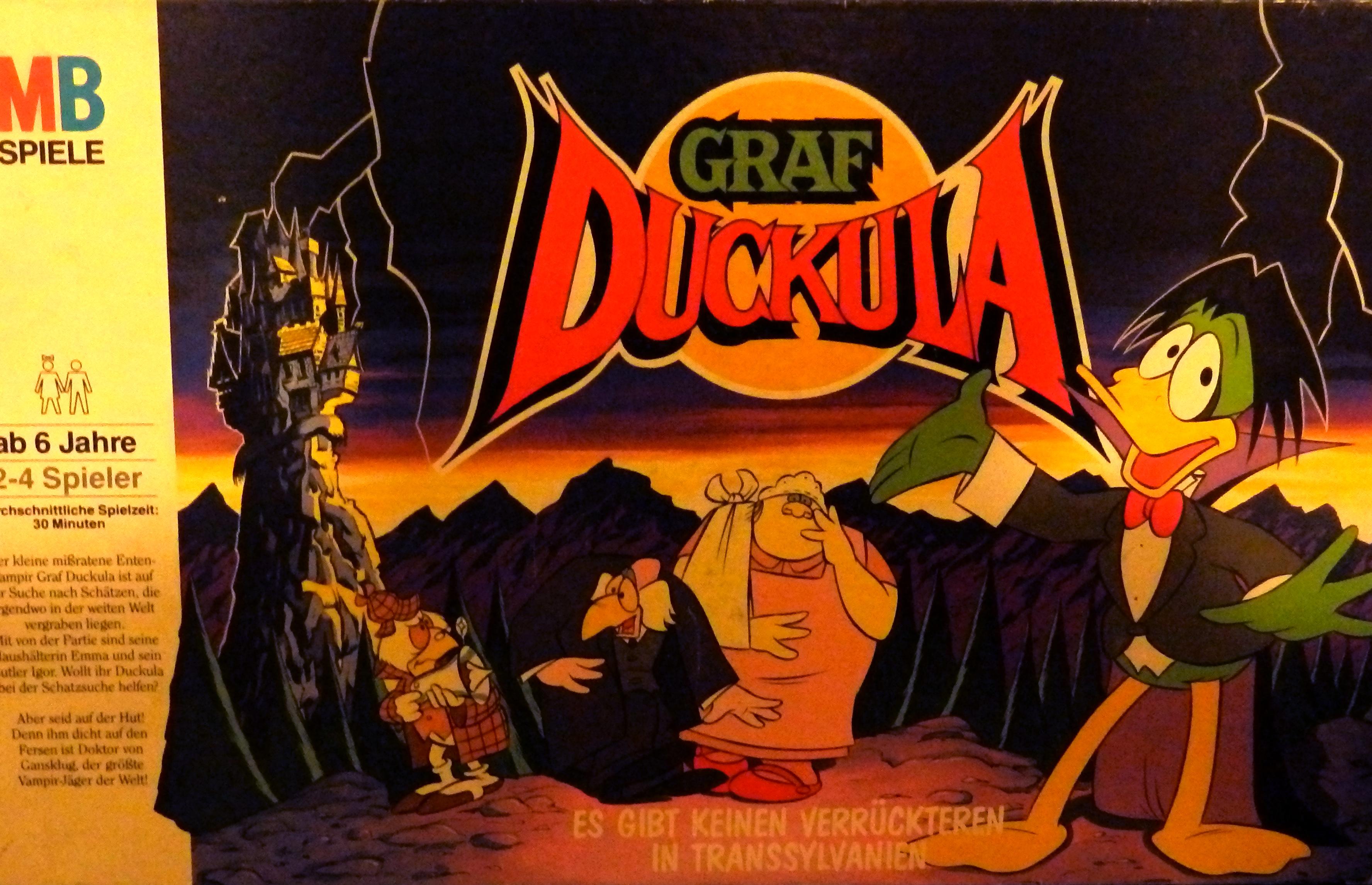 Graf Duckula