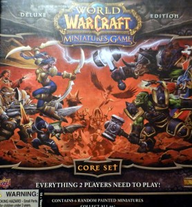 World Of Warcraft Miniaures Game